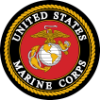 E28232 marine corps emblem