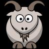 69e33b free goat illustration icon download 256x256 animals goat