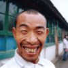 04b835 funny chinese man smiling