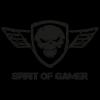 6b5183 spirit of gamer logo icon