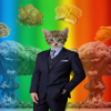 C6d89b kitteh rainbow chicken nuke icon