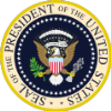 2ecbf5 seal of the president of the united states of gaming logo