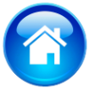 4809d6 blue home page icon png 16