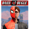 Dbe494 spider man news paper report