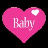 E08a6c baby designstyle love heart m