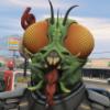 97b814 bugman face