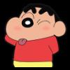 F030cf crayon shin chan stickers 640511