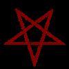 28afad clipart red pentagram 256x256 00fd