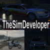 D9ad70 thesimdeveloper official logo