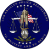 F835df seal of the los angeles police department
