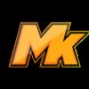 D86d43 mk logo