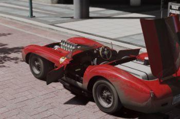 1957 Ferrari 250 Tr Add On Lods Template Rhd