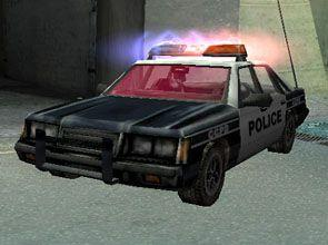 833141 carcer city police car