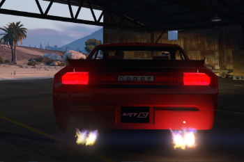 89bcb3 exhaust backfire