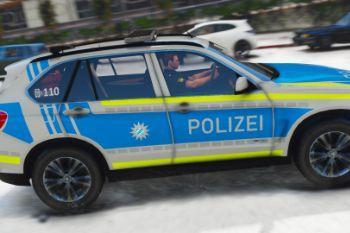 2017 Bmw X5 Polizei Bayern Kempten Gta5 Mods Com