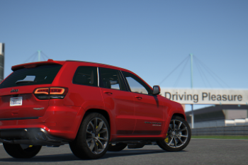 2018 Jeep Grand Cherokee Trackhawk Series Iv Add On