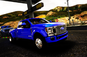 ford   king ranch dually add  gta modscom