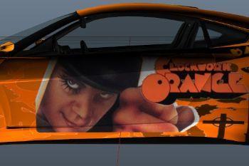 clockwork orange paintjob  jester gta modscom
