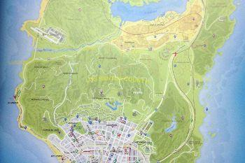 7b8bba gta5 los santos full map
