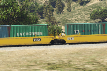 Articulated Well Cars (for Overhauled Trains mod) - GTA5-Mods com