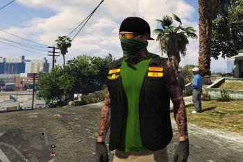 8f0596 bandidos vest and cap for trevor 2
