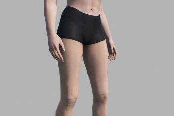 2ec7a3 shorts gry