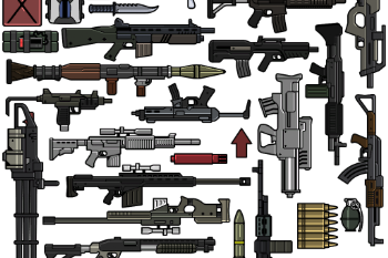 350ca0 weapons all