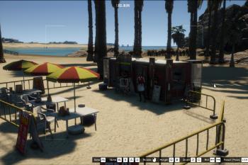 2de555 restrant