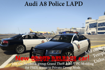 64f3da mods audi a8 group release