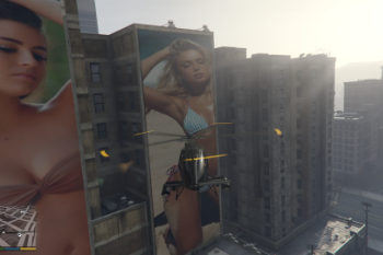 313072 bikini model posters 2