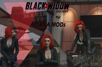 8d8550 black widow wallpaper