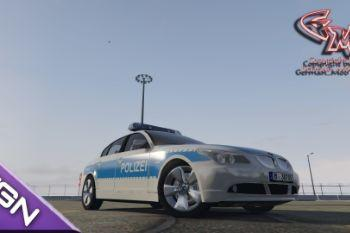 C114a9 german mod´s bmw 525d e60 polizei berlin © (3)