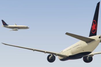 Db1e1a gta v   air canada old and new