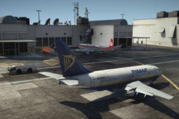 Fa2614 gta v   ryanair 737 200 at lsia 2