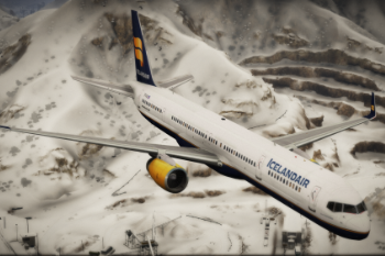 64cc5d boeing 757 300 icelandair