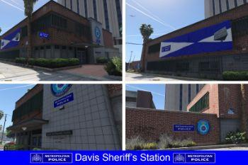 9855cd davis sheriff station