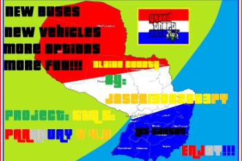 A61c49 mapa paraguay departamentos nombres