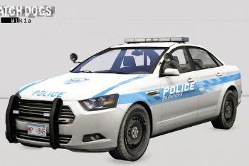 5be208 patrol car (cavale)