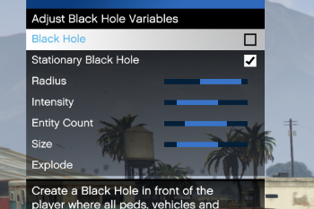 1c9183 blackhole menu screenshot