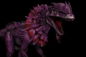 181741 dilophosaururs