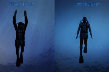 D324d4 diving motion preview