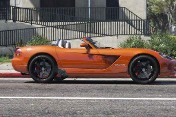 Dodge Viper SRT-10 Cabrio - GTA5-Mods.com