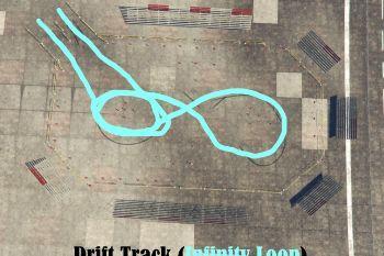 7a2807 drift track a