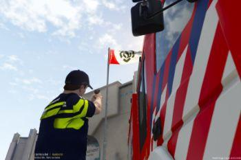 Dccfed flag fire 2