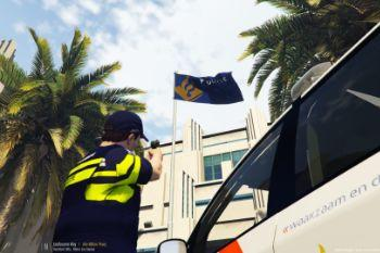 Dccfed flag police 1