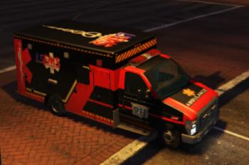 Ada6fe ambulance