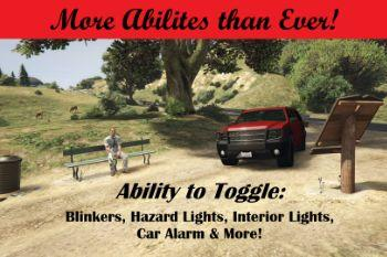 Abd296 enhanced vehicle actions abilites