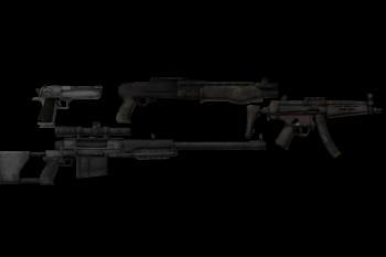 Be4099 guns