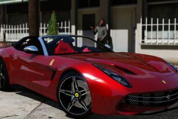 Ferrari F60 America Add On Hq Template Gta5 Mods Com