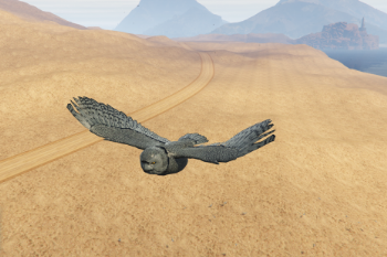 7deeb3 owl